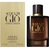 Armani Acqua Di Gio Absolu Instinct