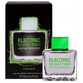 Antonio Banderas Electric Seduction In Black For Men