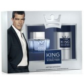 Набор Antonio Banderas King Of Seduction