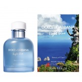 Dolce&Gabbana Light Blue Pour Homme Beauty Of Capri