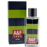 Abercrombie & Fitch 1892 Green Cologne
