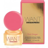 Dsquared² Want Pink Ginger